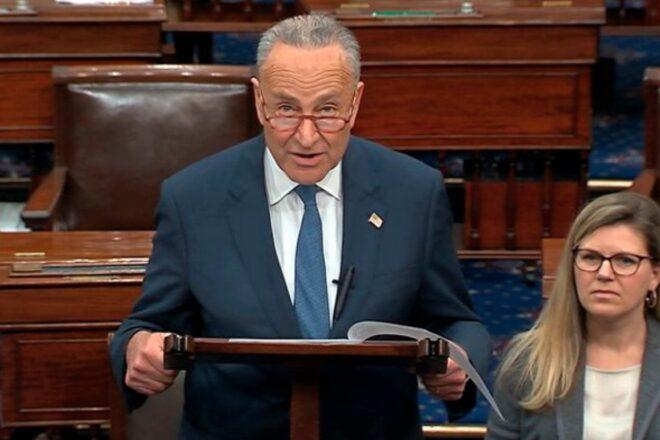 "Coronavirus ""has upended' Senate Democrats chances in 2020"