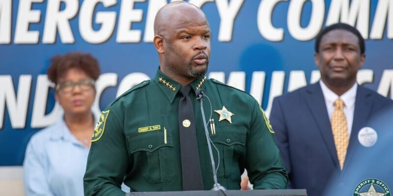Broward Sheriff Gregory Tony killed man at age 14