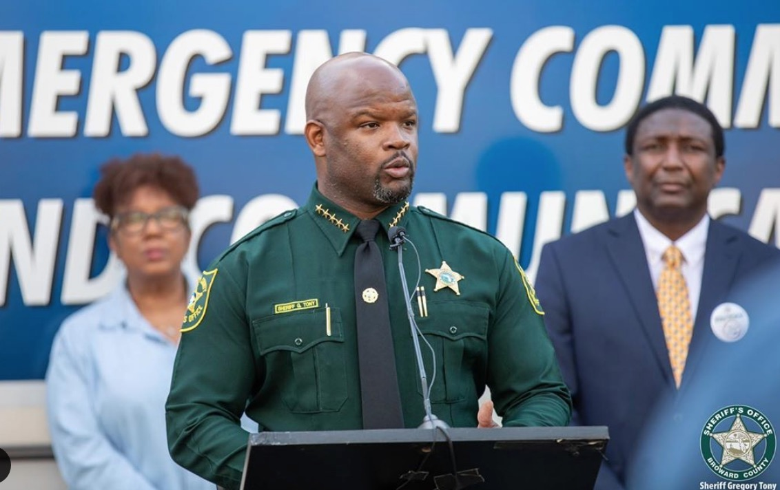 "Sheriff Tony Says he ""Fired the Bad Cops"" at BSO"