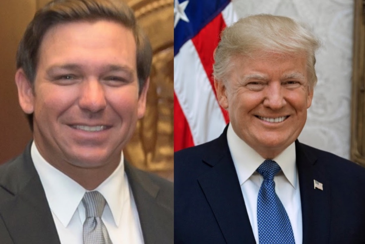 JUICE — Florida Politics' Juicy Read — 4.30.2021 — Trump/DeSantis 2024? — Charlie Crist Getting Dirty — More Charlie, Gaetz, Cammack…