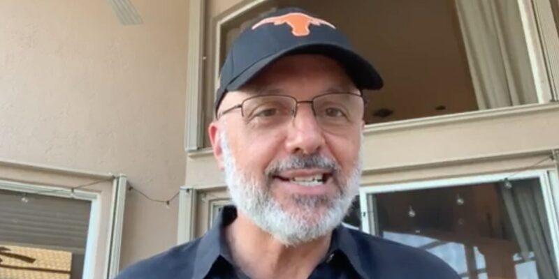 Ted Deutch pushes Coronavirus awareness and grows his beard