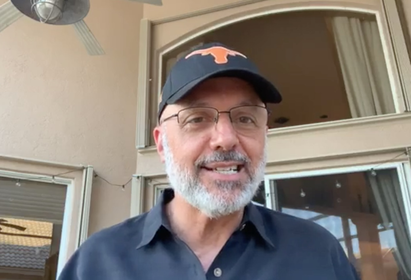 Ted Deutch pushes Coronavirus awareness and grows his beard