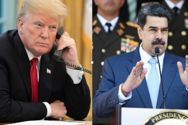 Trump blamed for failed kidnapping attempt on Maduro