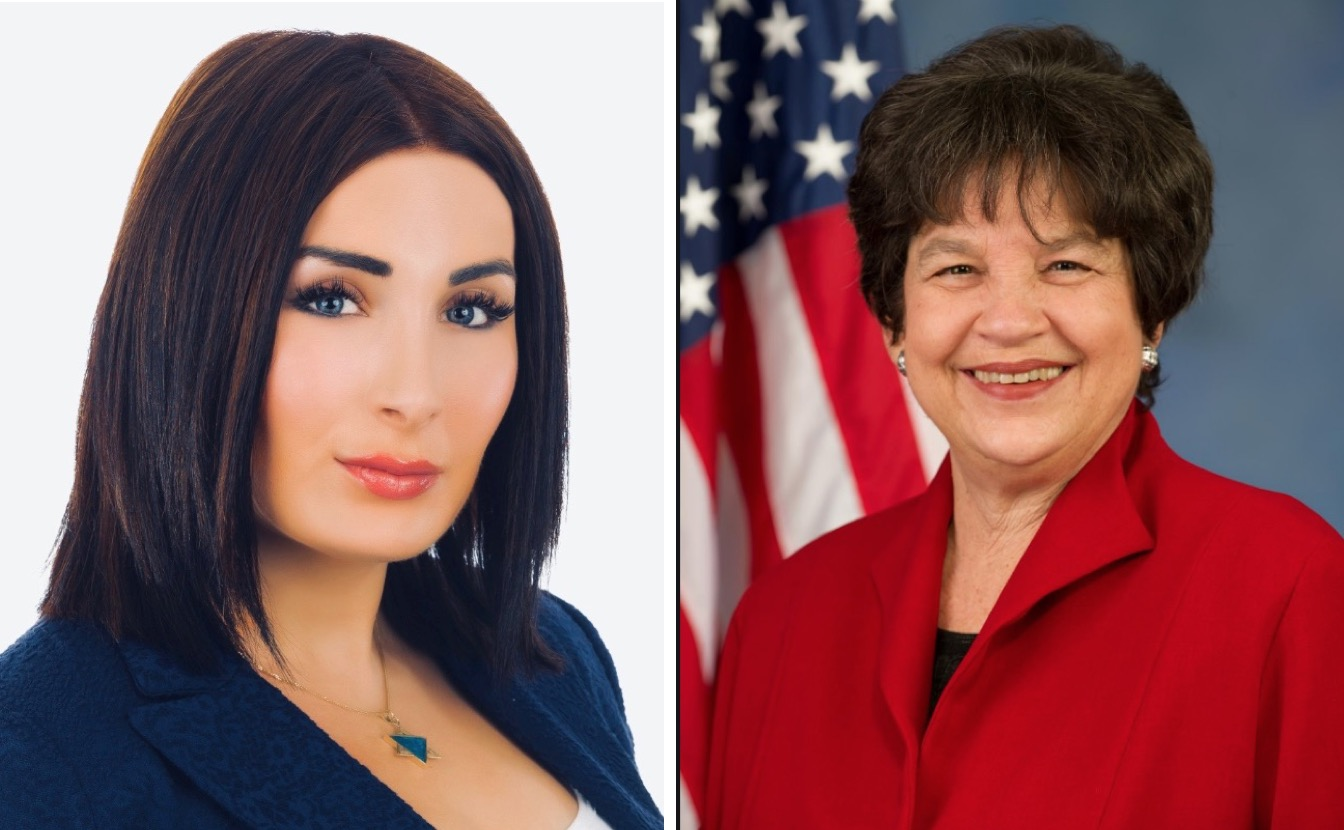 Laura Loomer outraises Rep. Lois Frankel for third straight quarter