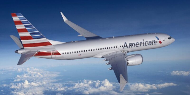 """American Airlines flies to deliver """"life-saving equipment"""""""