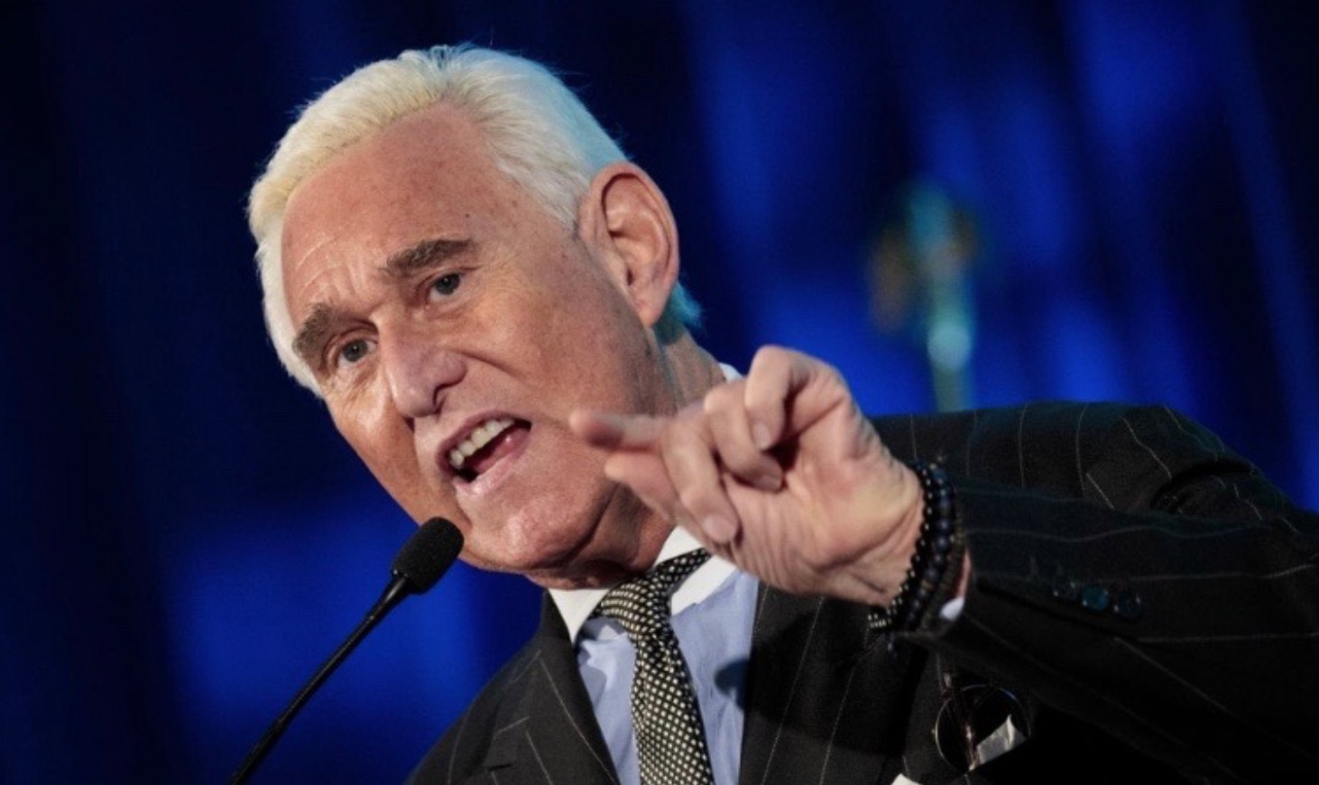 Roger Stone endorses Spalding's candidacy to defeat Wasserman Schultz