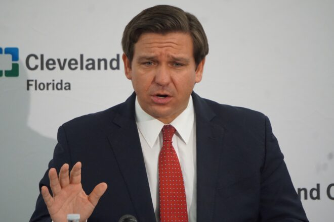 DeSantis to Sign Bill Banning Transgender Athletes From Playing in Women's Sports