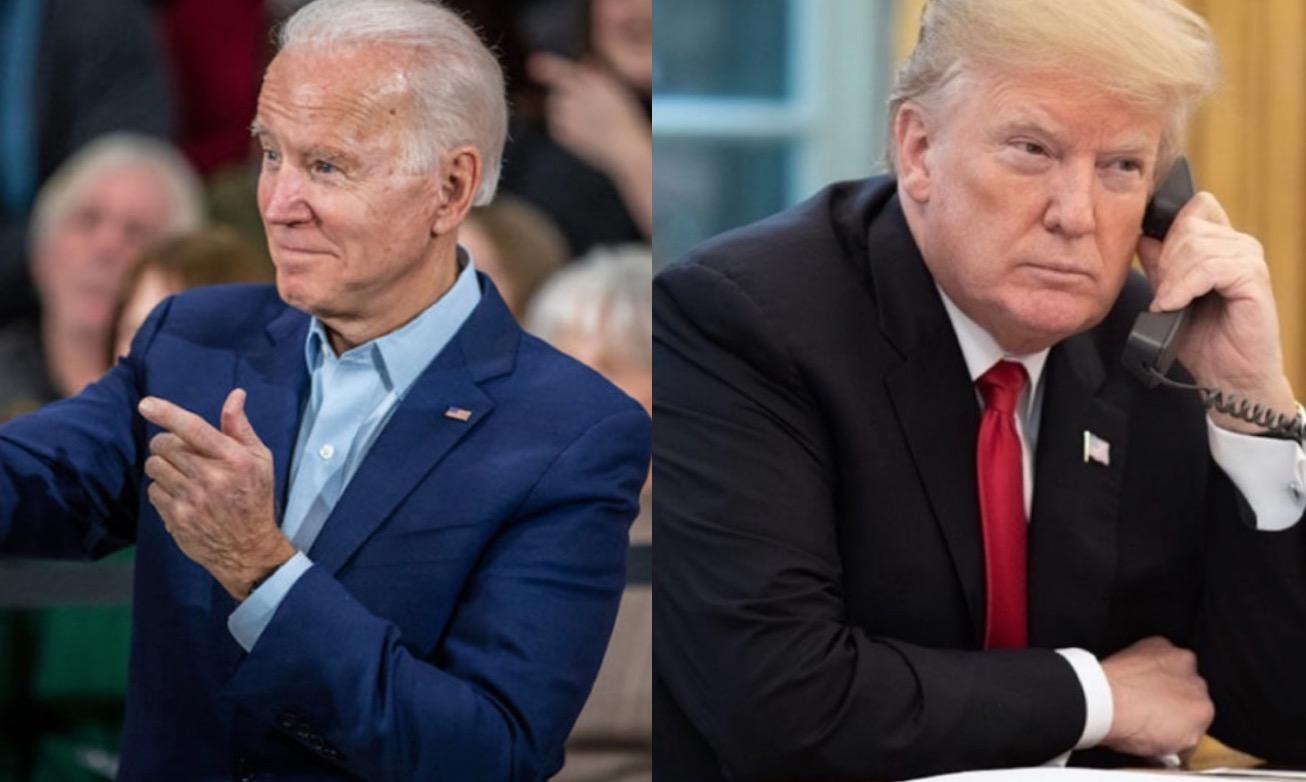 Biden barely leads Trump in Florida, battleground states