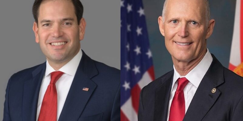 Rubio and Scott Introduce CRUISE Act to End No Sail Order
