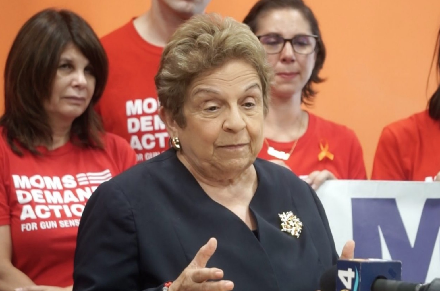 "Shalala: ""Even the bubble of the White House can't keep this disease out"""