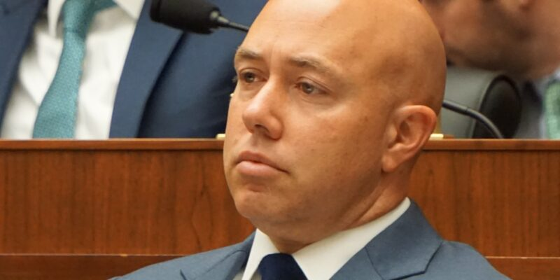 Rep. Brian Mast will oppose certification of 2020 election