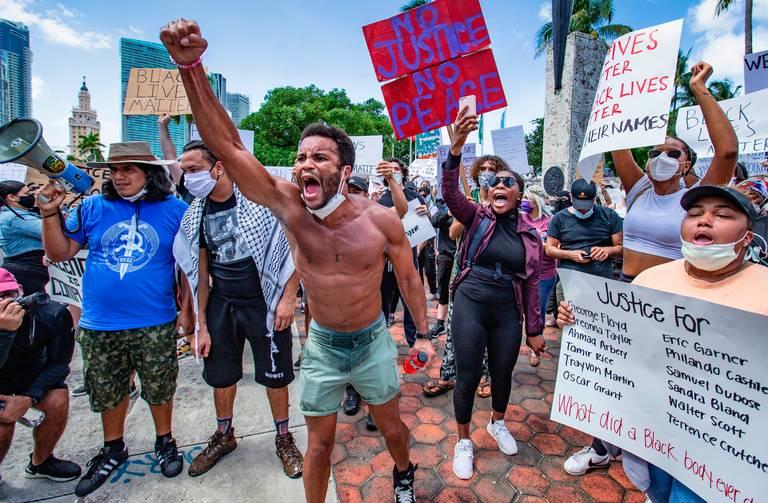 JUICE – Florida Politics' Juicy Read – 6.1.20 – Race Riots In Florida! – Clinton Stokes Racial Divide – Trump Takes On ANTIFA – More…