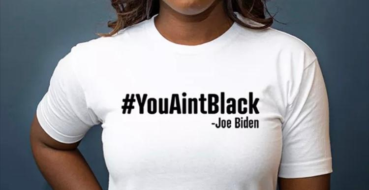 "Trump capitalizes on Biden's ""You ain't black"" remark"