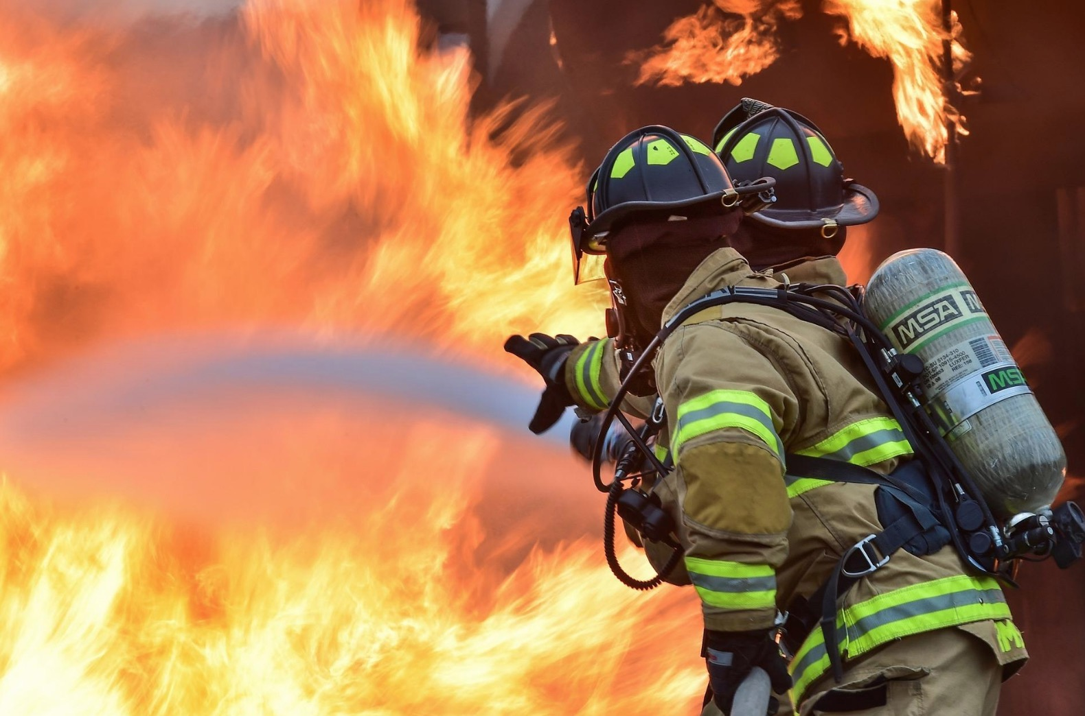 """""""Viable threat"""" made against Firefighters in Florida, stations on lockdown"""