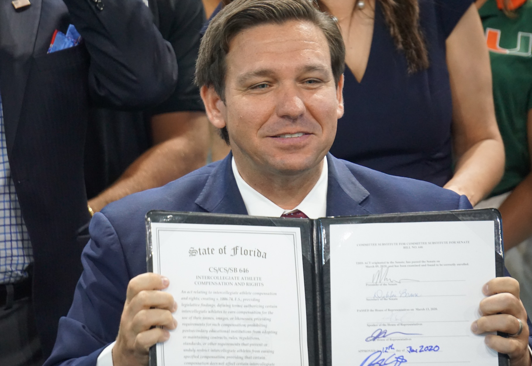 JUICE – Florida Politics' Juicy Read – 6.25.20 – DeSantis Pays Teachers – Trump Calls In National Guard – Drilling For Oil in Florida? – Mucarsel-Powell Targeted By National GOP