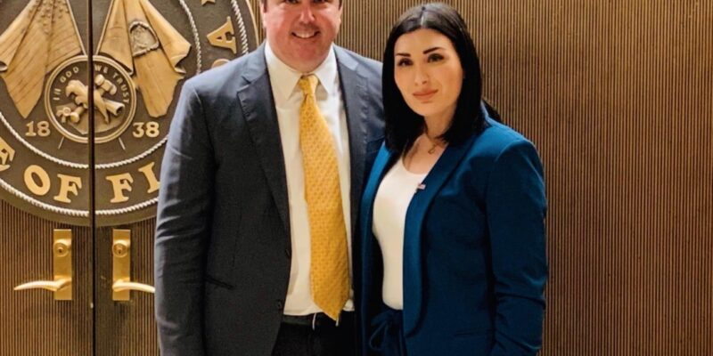 Florida GOP Chairman slams Big Tech for interfering in Loomer's campaign