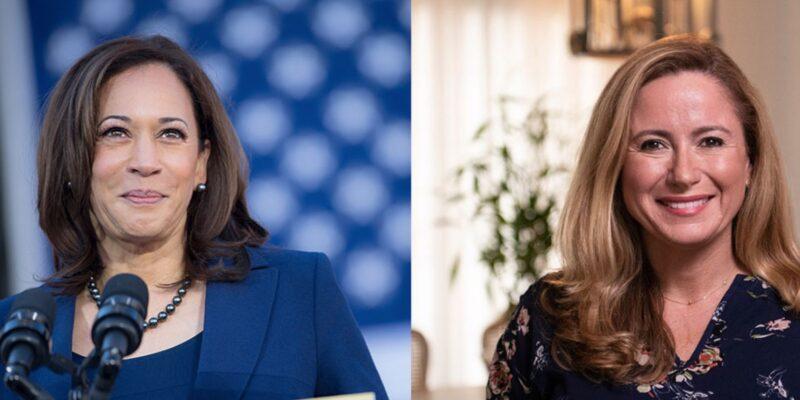 Potential Democratic VP pick Kamala Harris backs Mucarsel-Powell