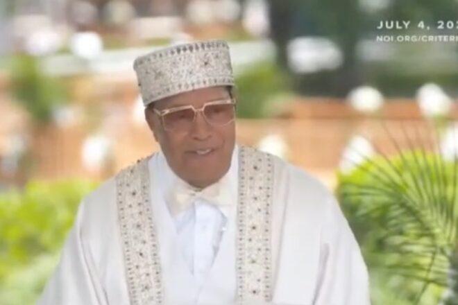 Anti-Semite Louis Farrakhan prayed for COVID deaths in Florida
