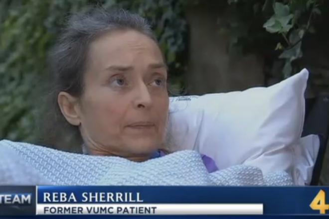 Reba Sherrill's claim of having practiced medicine appears to be false