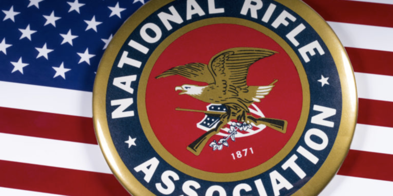 NRA Counters With Lawsuit Against NY AG James