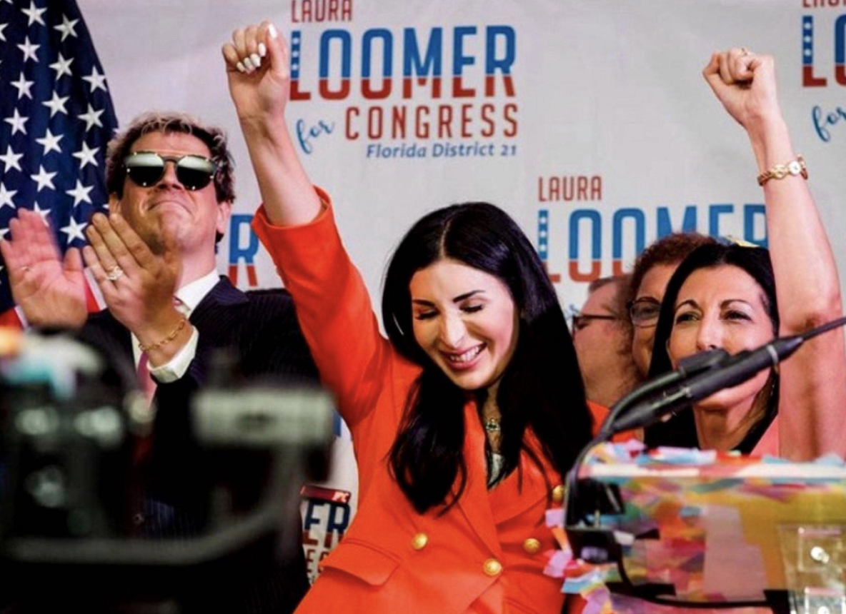 "Democrats call Jewish-American Laura Loomer a ""racist"" with ties to Klu Klux Klan"