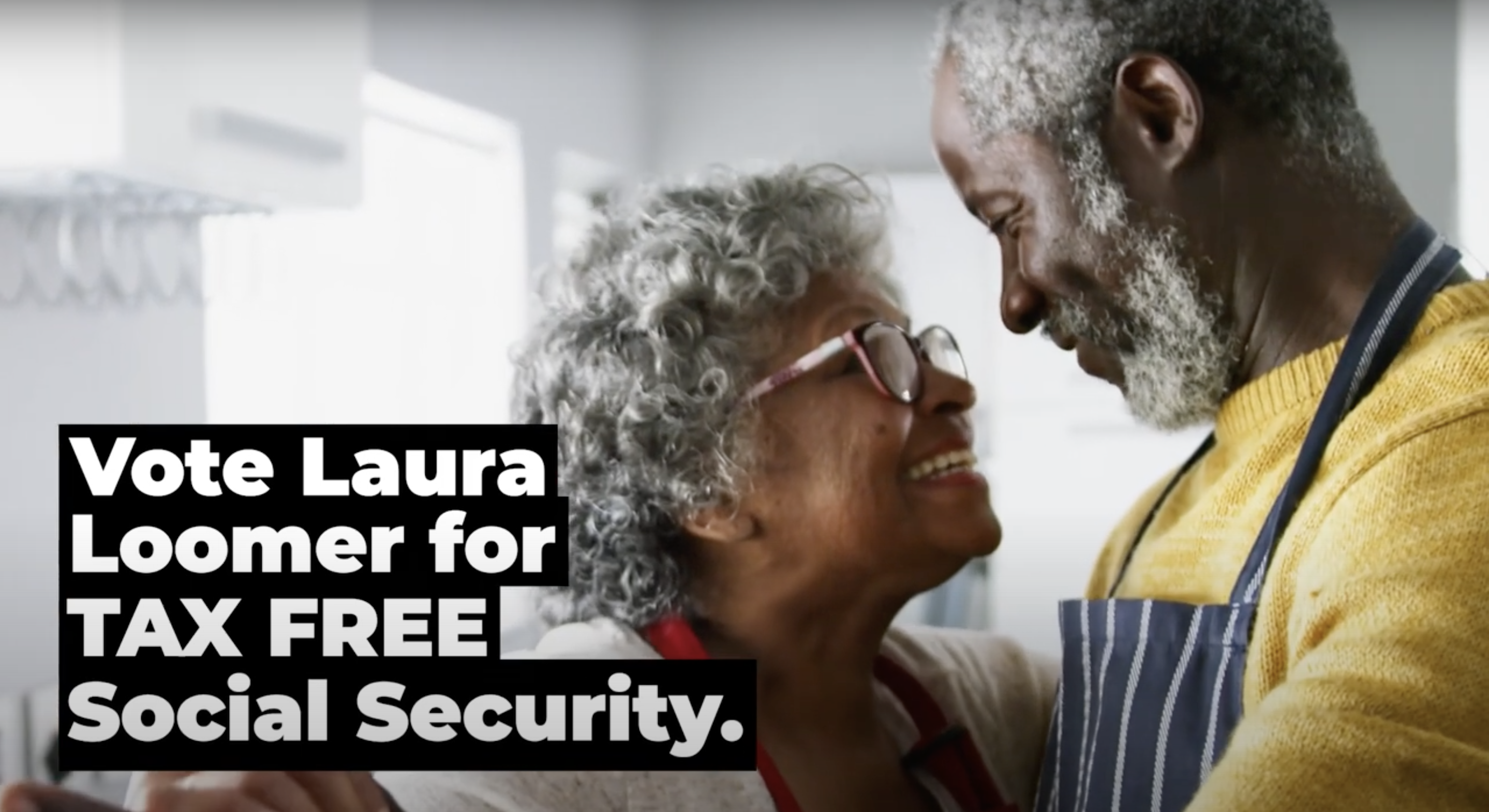 Loomer Wants Tax Free Social Security