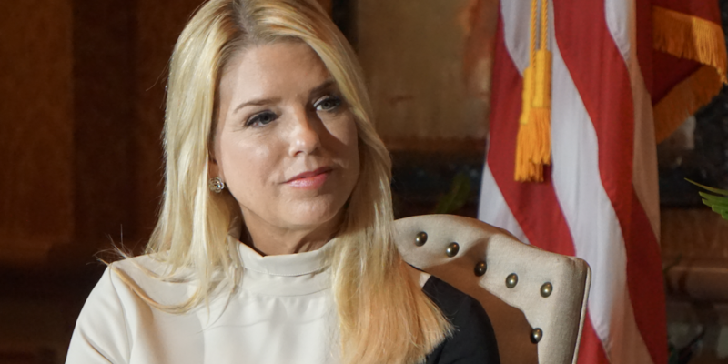 Pam Bondi: Bloomberg has 'some weird obsession with Florida'