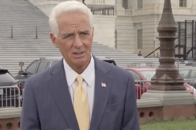 "'Pro-Life' Charlie Crist ""Proud' to Support Abortion or 'Reproductive Freedom'"