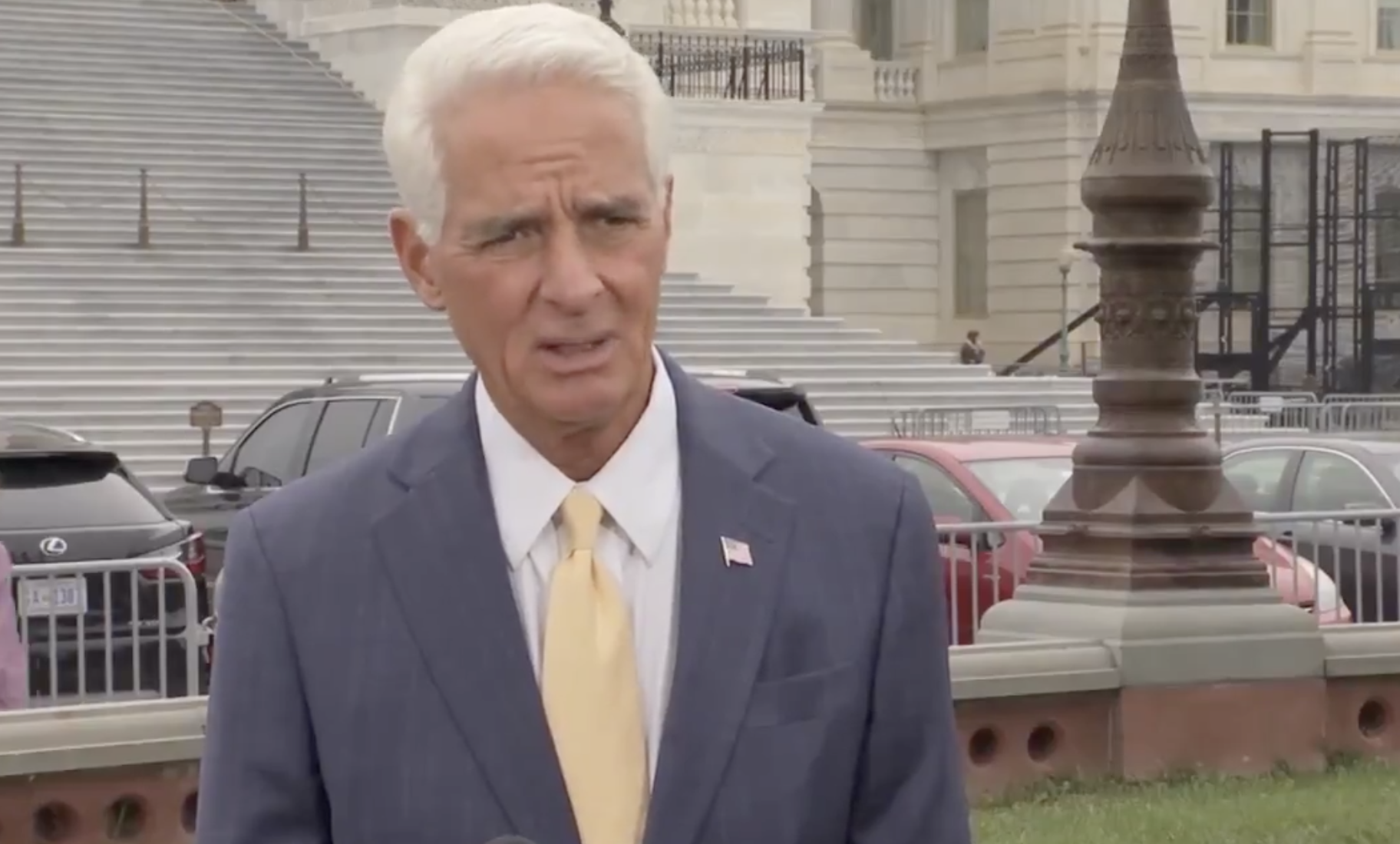 JUICE – Florida Politics' Juicy Read -9.25.20 – Charlie Crist Changes Positions -Major DCCC vs NRCC Fight Begins – Delaying the Census – More…