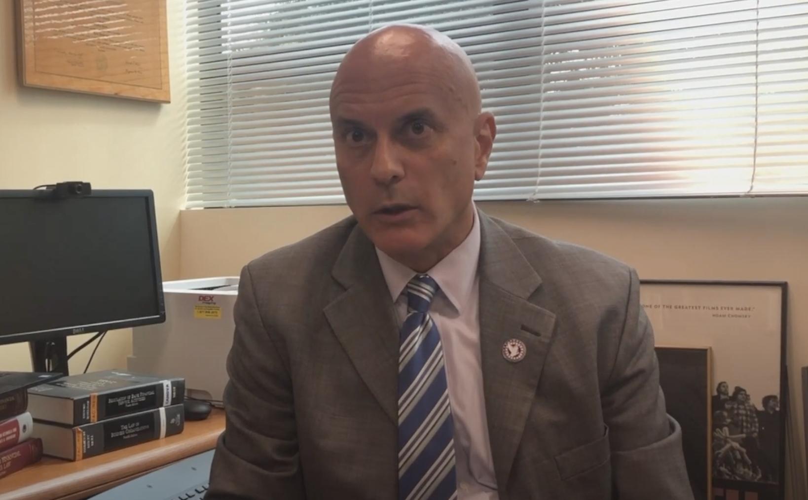 Progressive Tim Canova won't vote for Biden, supports President Trump's policies (Video)
