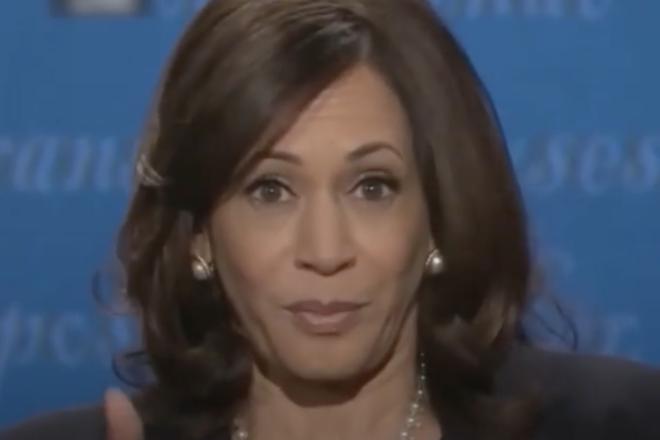 Kamala Harris caught in lies during vice presidential debate
