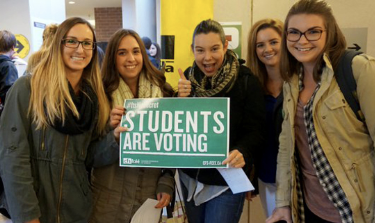 Younger Voters Are Mobilizing to Help Work the Polls