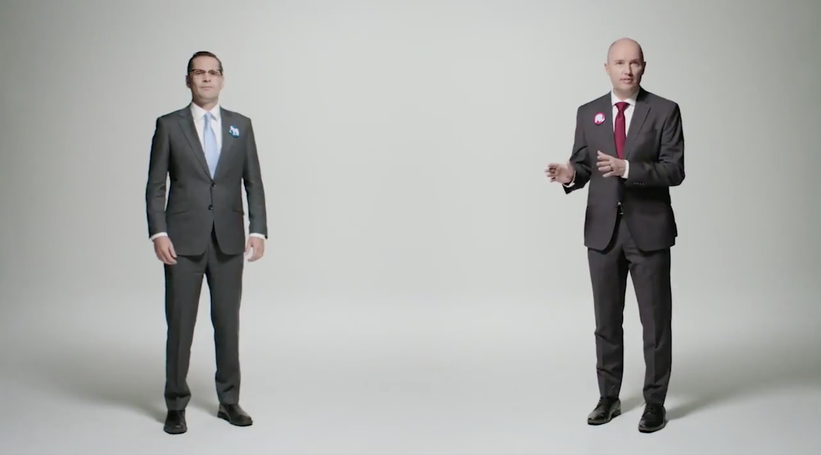 Utah Governor Candidates Release Joint Advertisement