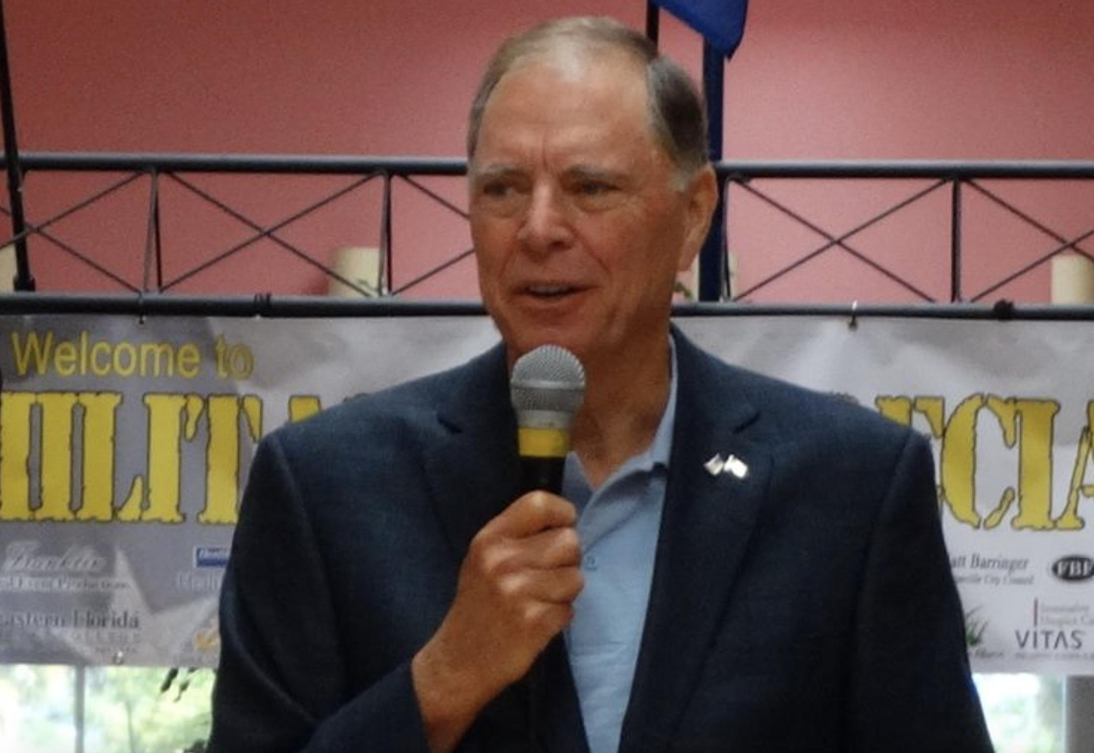 Posey wants DOJ investigation into 'massive voter fraud'
