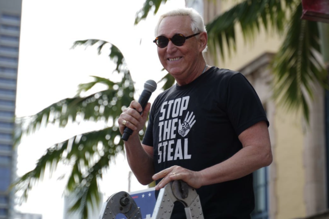 Roger Stone Fends Off Another Witchhunt