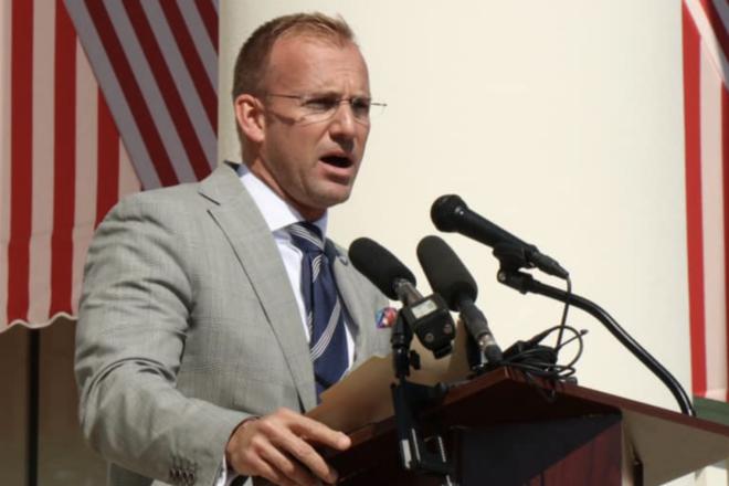 Grieco, Democrats call GOP effort to decertify election 'treason'