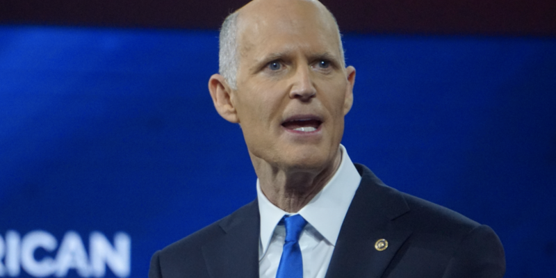 Rick Scott Continues His Opposition To Beijing Hosting The 2022 Winter Olympics—But Supports Athletes Attending