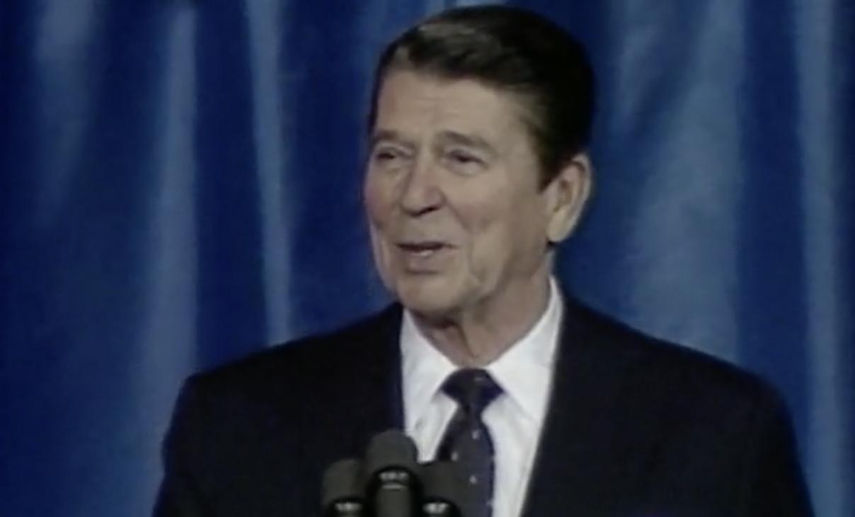 DeSantis Declares Ronald Reagan Day in Florida