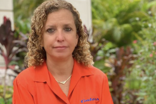 Wasserman Schultz: Trump supporters 'ready to kill anyone who stood in their way'