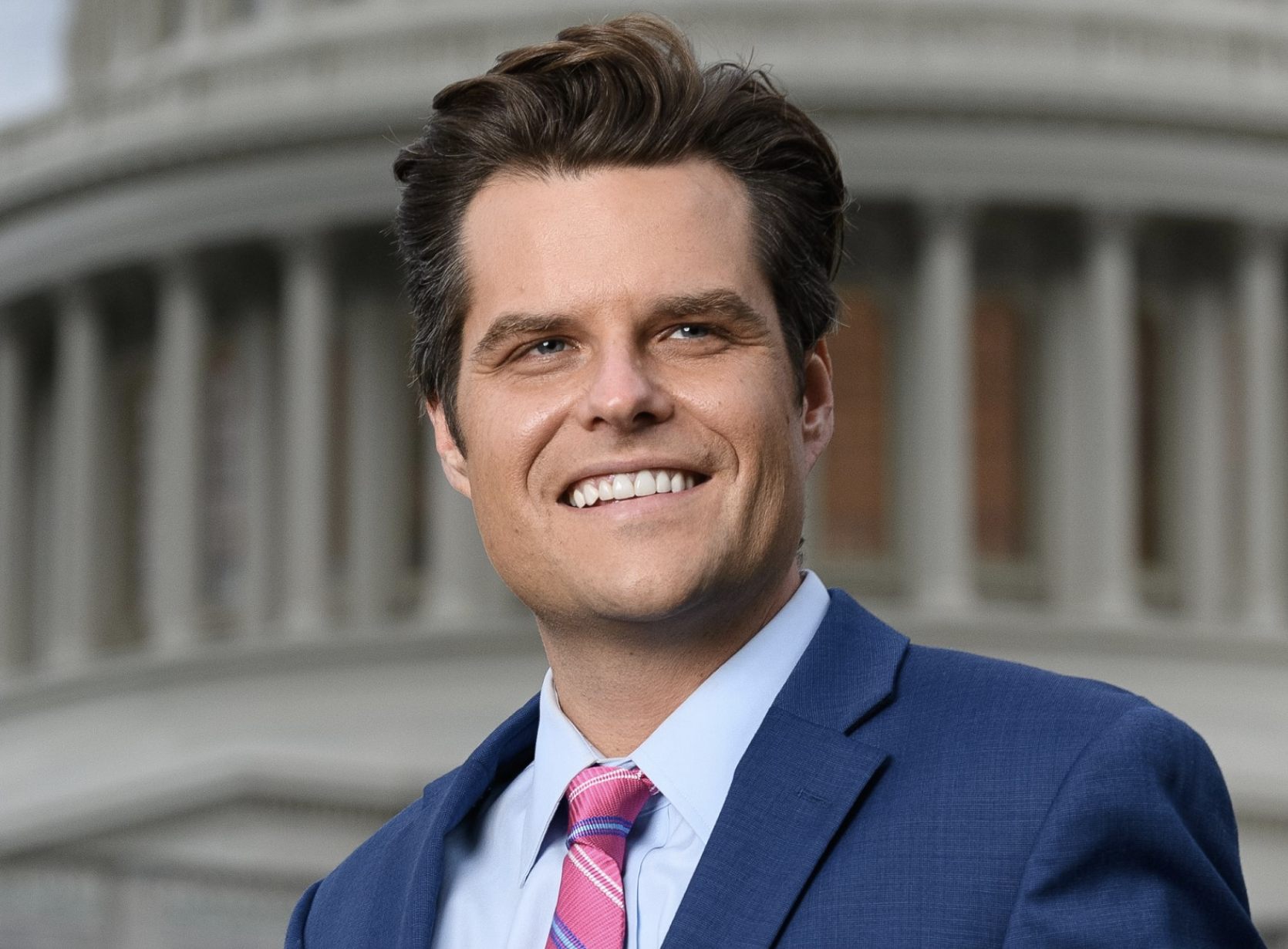 Matt Gaetz: 'Washington scandal cycles are predictable, and sex is especially potent in politics'