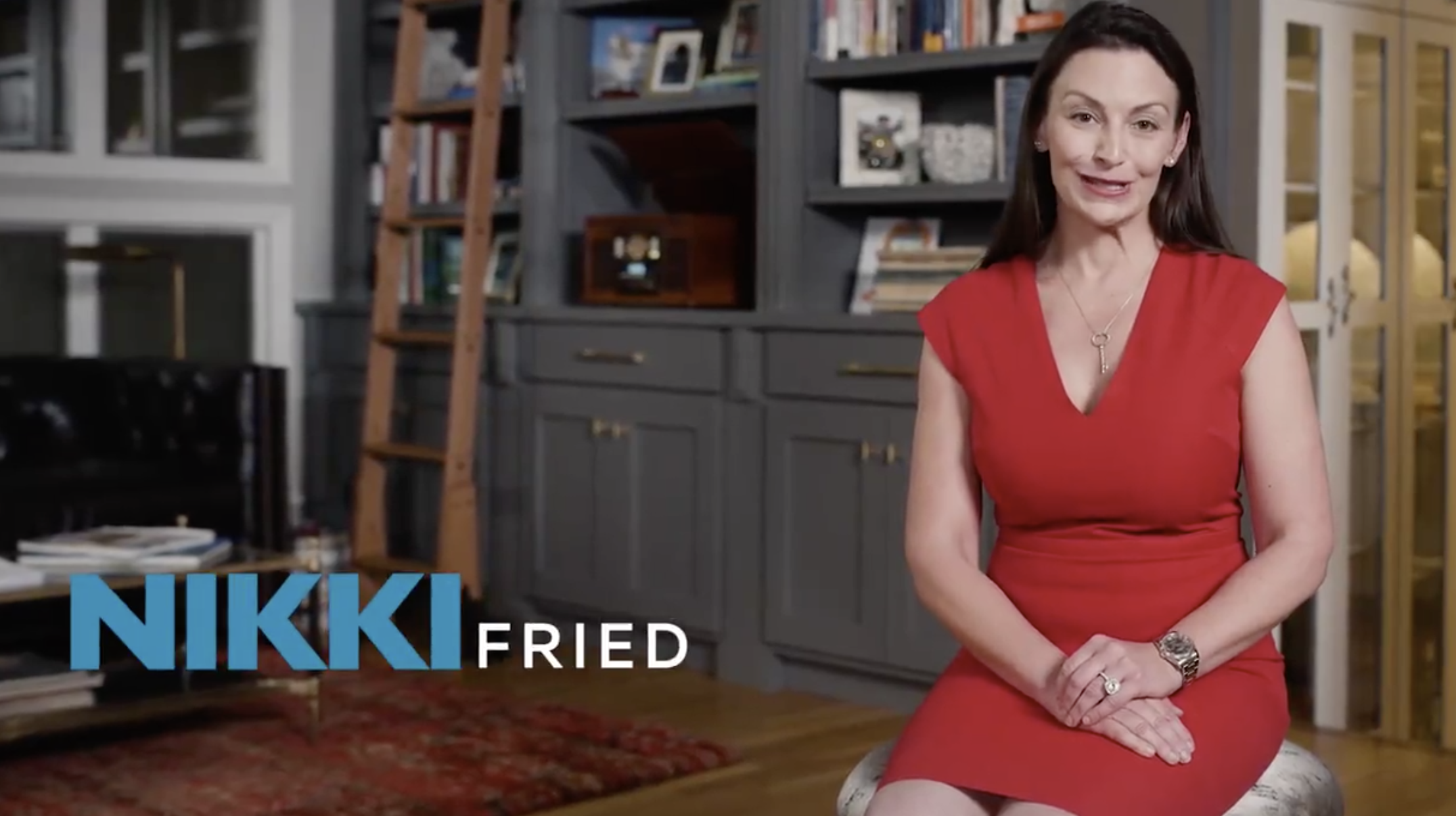 Fried Calls Limbaugh a Bigot, Says She's 'Not There Yet' in Running Against DeSantis