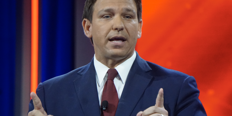 DeSantis Swings for the Fences, Clobbers 60 Miserable Minutes