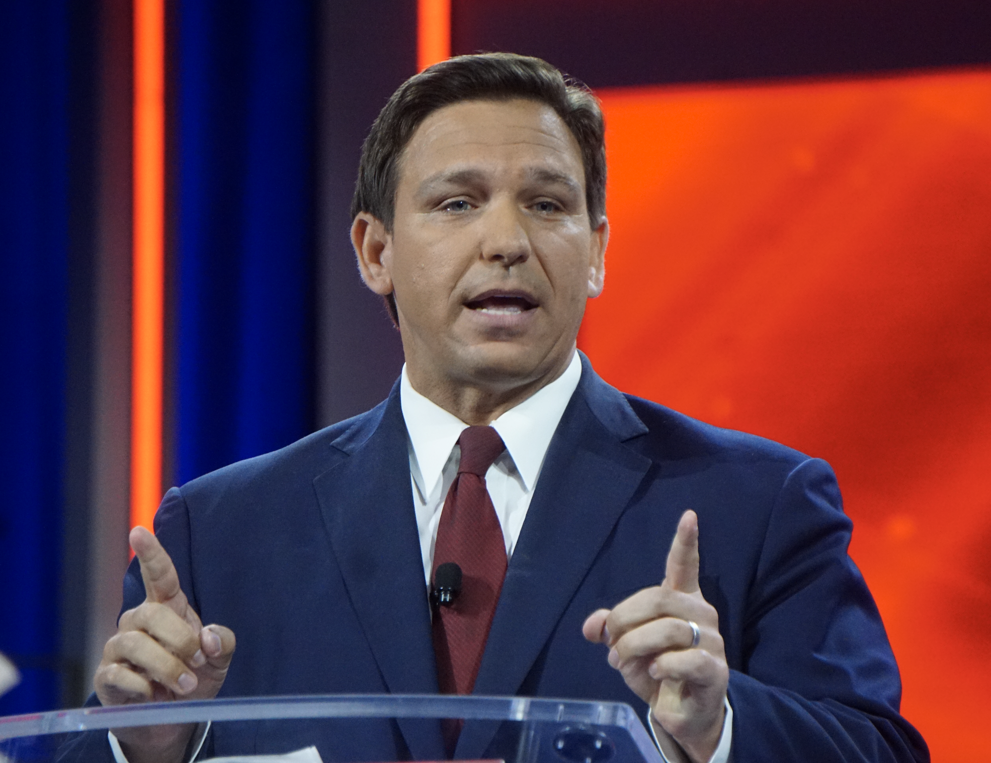 DeSantis Vows to Stay Open During COVID is a Priority