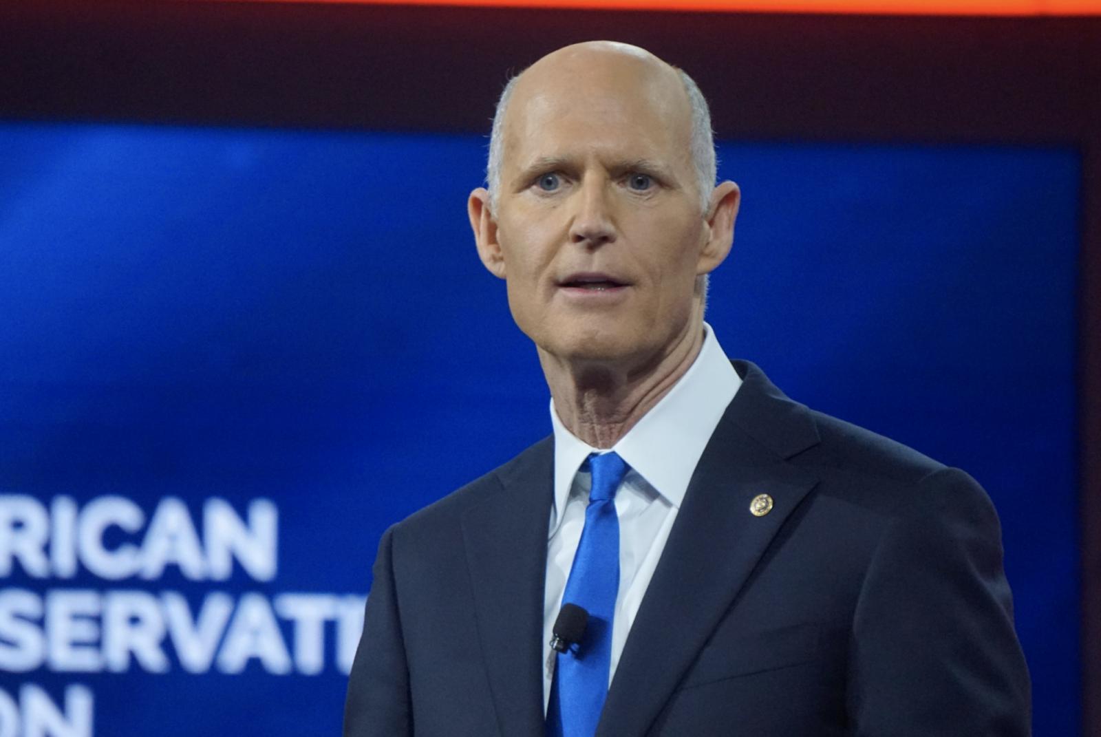 Sen Scott says Rep. Stephanie Murphy can't beat Marco Rubio