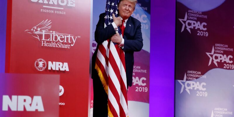 Trump to speak at CPAC 2021 In Florida Next Week