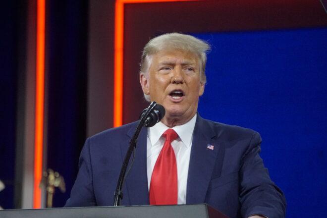 President Donald Trump Launches New Media Company to Rival 'Liberal Media Consortium'