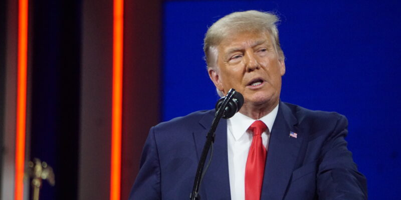 Trump At CPAC Says 'The Incredible Journey' Is 'Far From Being Over'