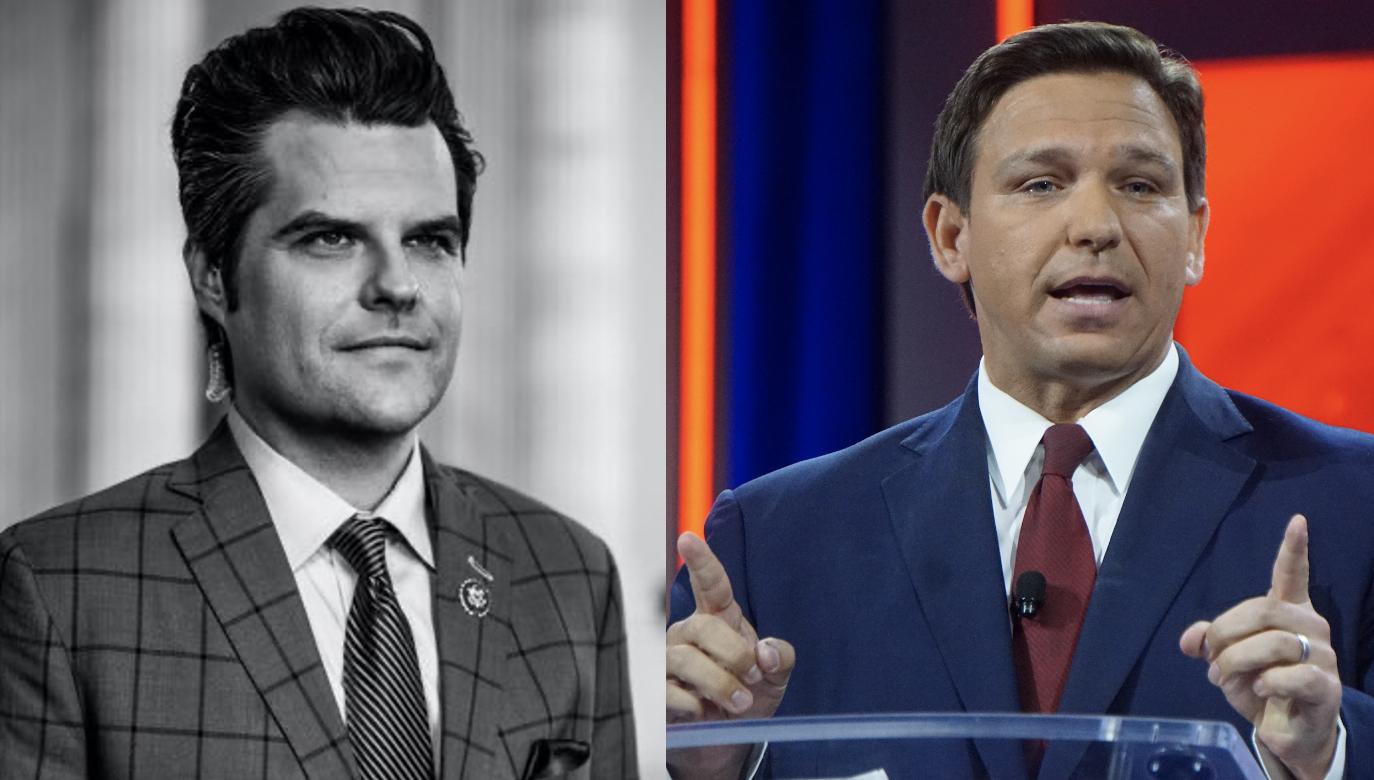 JUICE — Florida Politics' Juicy Read — 3.10.2021 — Gaetz vs DeSantis — Big Tech Issue — Rubio, DeSantis, Sabatini — More…