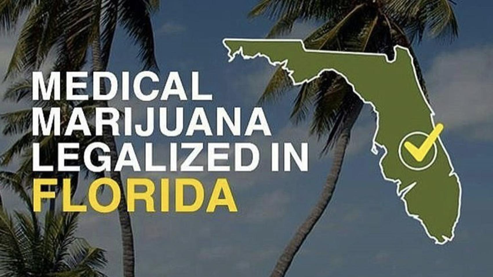 Taxing Medical Marijuana Bill HB 1455 Appears Dead On Arrival In Florida Senate