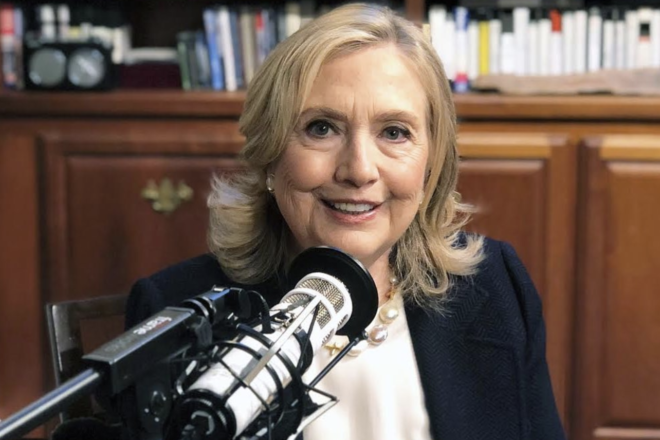 Hillary Clinton Says Its 'Troubling To See' GOP 'Turn Themselves Into A Cult'